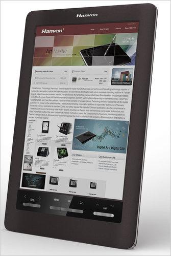 Максимально наглядно продемонстрирован принцип работы технологии электронной бумаги (e-ink)